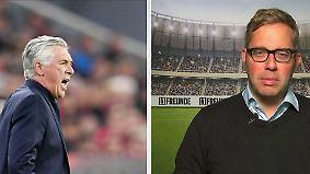 """Philipp Köster zum FC Bayern: """"Alle tanzen Ancelotti auf der Nase rum"""""""
