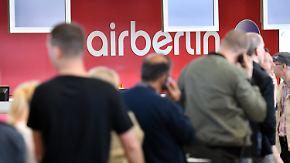 Verkauf von insolventer Air Berlin: Hochbezahlte Piloten sind für Käufer nicht attraktiv