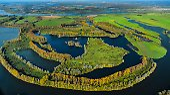 Industrie, Natur und Kultur: Das Ruhrgebiet von oben
