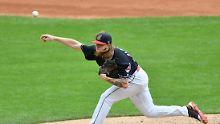 Aber die Meisterschaft ...: Cleveland Indians schnappen sich Rekord
