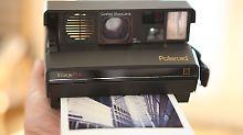 Besondere Momente festhalten: Die Polaroid ist zurück