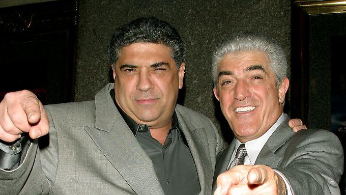 Vincent Pastore (l.) und Frank Vincent 2004.