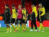 Dortmund schwach bei Tottenham: BVB verliert sich in Harakiri und Naivität