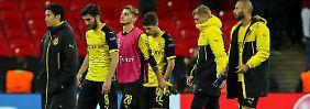 Dortmund verliert bei Tottenham: BVB verliert sich in Harakiri und Naivität