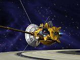 """Nach 20 Jahren Saturn-Forschung: Nasa-Sonde """"Cassini"""" verglüht"""