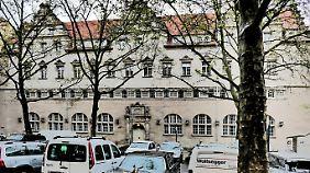Das Stadtbad Oderberger Straße, erbaut ab 1899 im Stil der Neorenaissance.