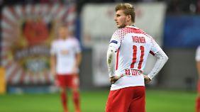 Timo Werner beschäftigt sich natürlich nur mit RB Leipzig ...