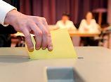 Die alternative Bundestagswahl: Kinder wählen ganz anders als Erwachsene