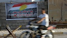 Widerstand gegen Referendum: Irak sägt pro-kurdischen Gouverneur ab
