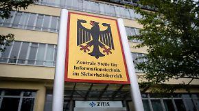 Feierliche Eröffnung in München: Neue Sicherheitsbehörde Zitis hat die Lizenz zum Hacken