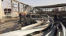 Der Tag: Über 80 Tote bei IS-Anschlag im Irak
