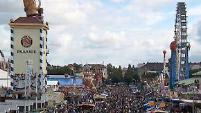 Mehr Kontrollen, bargeldloses Bezahlen: Münchner Oktoberfest präsentiert dieses Jahr viel Neues