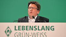 Der Sport-Tag: Werder-Geschäftsführer attackiert AfD