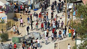 """""""Wir baden Europas Kriege aus"""": Insel Lesbos fühlt sich im Stich gelassen"""
