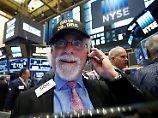 Rakete und Terror uninteressant: Dow Jones erreicht neuen Rekord
