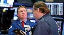 Nervöse Investoren: Finanzprofis warnen vor Blasen