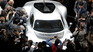 Hypercar mit mehr als 1000 PS: Mercedes präsentiert eines der Highlights der IAA