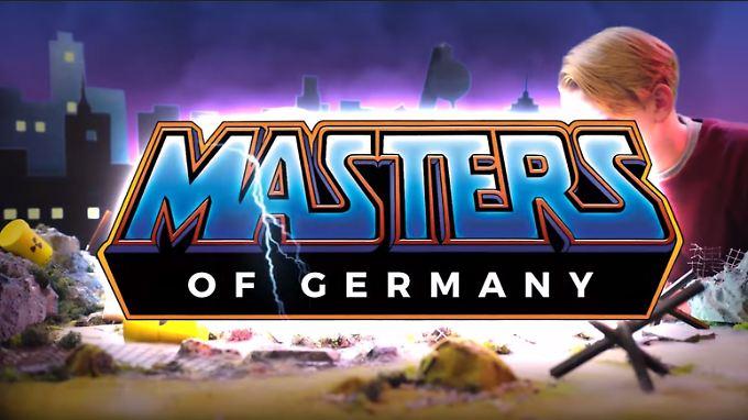 """Auch die """"Masters of Germany"""" haben Spezialkräfte."""