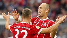 Der Sport-Tag: Bayern putzt Mainz weg, Bremen verliert erneut