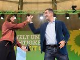 """""""Wo ist die stolze SPD?"""": Grüne kämpfen in alle Richtungen"""