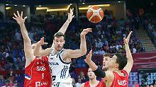 Slowenien um NBA-Star Goran Dragic beendete seine famose EM ungeschlagen.