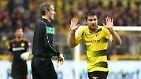Denn Dortmunds 2:0 durch Abwehrchef Sokratis hätte nicht zählen dürfen - weshalb FC-Sportdirektor Jörg Schmadtke einen Protest ankündigte.