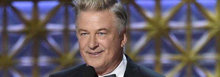 """Größter TV-Star des Jahres: """"Mr. Präsident, hier ist Ihr Emmy"""""""