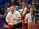 Der Sport-Tag: Basketball-Bundestrainer bangt um fünf Profis