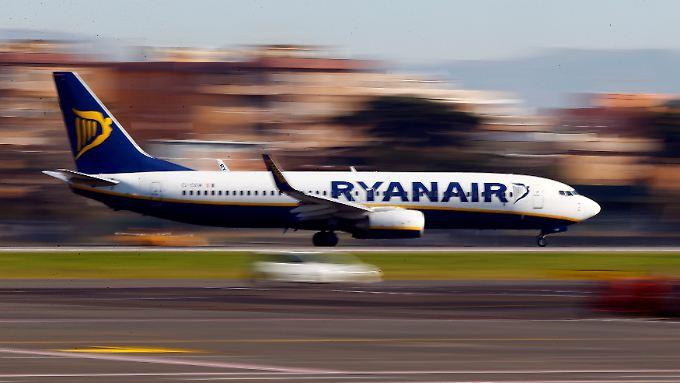 Ryanair könnte sich Kapazitäten sparen, um schnell zuzugreifen.