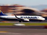 Falsche Infos für Fluggäste: Luftfahrtbehörde wirft Ryanair Irreführung vor