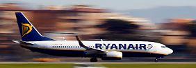 Slot-Vergabe im Blick: Experte: Ryanair wettet auf Air-Berlin-Aus