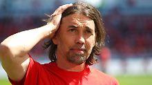 Jonker weg, neuer Trainer da: Schmidt übernimmt beim VfL Wolfsburg