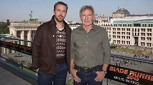 """""""Wie heißt er nochmal?"""": Harrison Ford veralbert Bryan Gosling"""