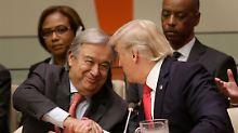 """""""Bürokratie und Misswirtschaft"""": Trump legt Plan für UN-Reform vor"""