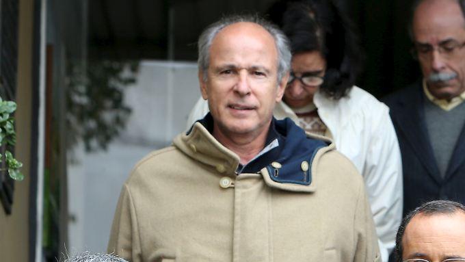 Otávio Azevedo wurde in Brasilien zu 18 Jahren Hausarrest verurteilt - und hat in Portugal einen EU-Pass beantragt.