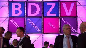 """""""Wettbewerb gerät völlig in Schieflage"""": Verleger kritisieren Online-Präsenz von ARD und ZDF"""