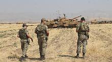 Türkei beginnt Militär-Übung: Irak untersagt Kurden-Referendum