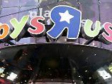 US-Spielzeugkette hebt die Hände: Toys R Us meldet Insolvenz an
