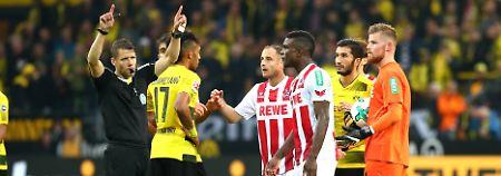 Auch neulich in Dortmund haben sie wieder diskutiert.