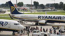 Umbuchungen und Stornierungen: Diese Rechte haben Ryanair-Kunden