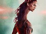 Hat die aber einen Langen!: Das Netz verspottet neue Lara Croft