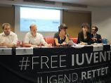 "Schlepper-Vorwurf in Italien: ""Jugend Rettet"" wittert rechten Komplott"