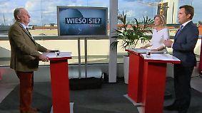"""Interview mit dem AfD-Spitzenkandidaten: """"Wieso Sie, Alexander Gauland?"""""""