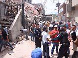 Mindestens 77 Tote: Heftiges Erdbeben erschüttert Mexiko