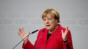 Reaktionen auf Trumps UN-Rede: Merkel und Macron warnen vor Alleingang der USA