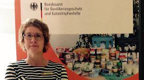 Ursula Fuchs ist Leiterin des Referats Information der Bevölkerung, Selbstschutz und Selbsthilfe beim Bundesministerium für Bevölkerungsschutz und Katastrophenhilfe.