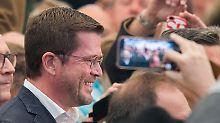 Wahlkampf für die CSU: Wie geht es weiter mit Guttenberg?