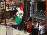 Anweisungen der Behörden folgen: Auswärtiges Amt mahnt Mexikoreisende