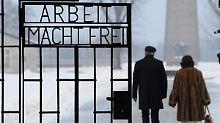 Ungewöhnliches Urteil in Belgien: Holocaust-Leugner muss KZ besuchen