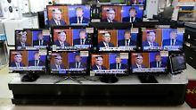 "Martialische Drohungen: Nordkorea nennt Trump-Rede ""Hundegekläff"""